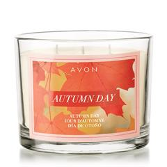 Autumn Day Candle