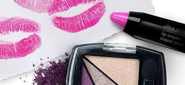 CRAZY FOR LIPSTICK FOR AVON COVER PHOTO 2